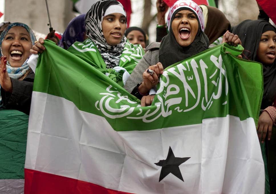 Women in Somaliland