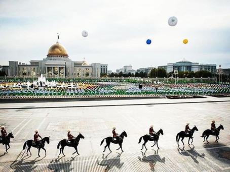 Language in Turkmenistan