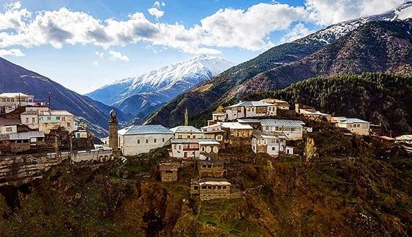 Village in Dagestan