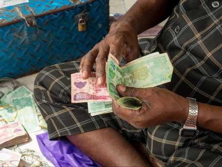 Unrecognized Currencies: The Somaliland Shilling