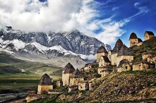 Dargavs, North Ossetia, Russia