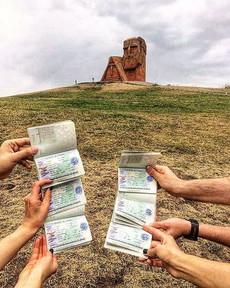 Artsakh Visas