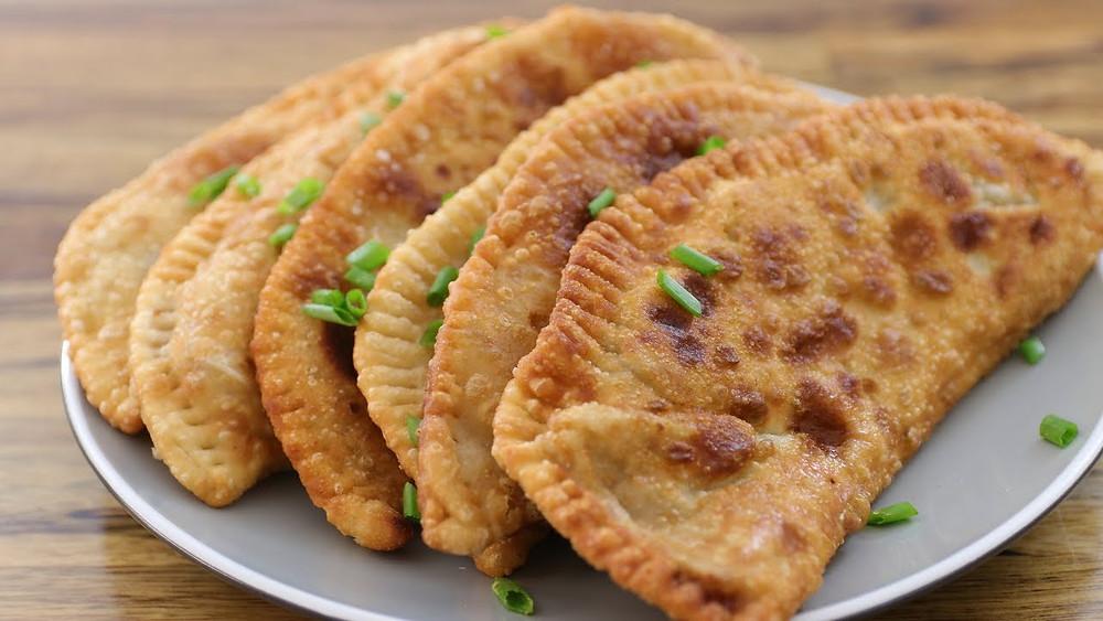 Chebureki, Crimean Tatar Cuisine