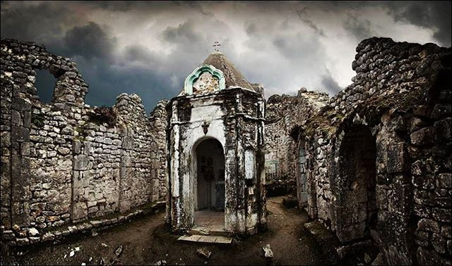 Anacopia Fortress in Abkhazia