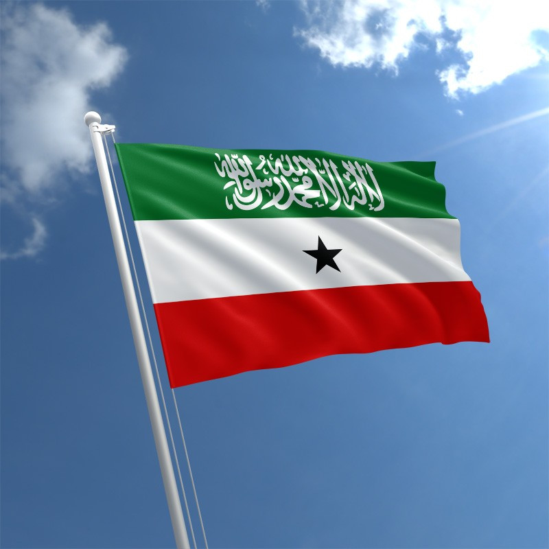 Flag of the unrecognized country of Somaliland