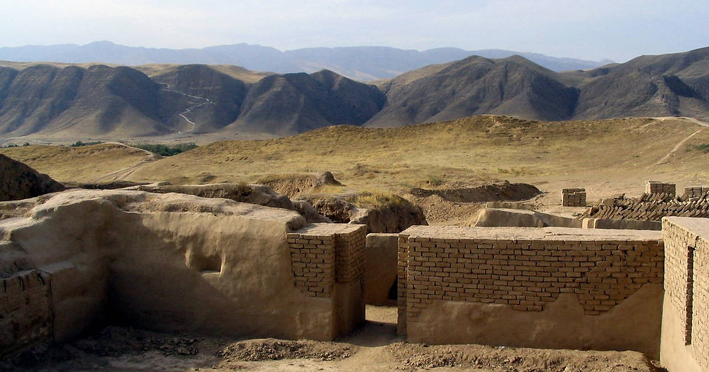 The Parthian Fortresses of Nisa in Turkmenistan
