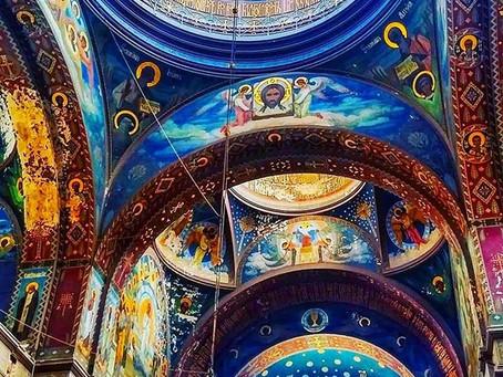 Abkhazia: New Athos Monastery