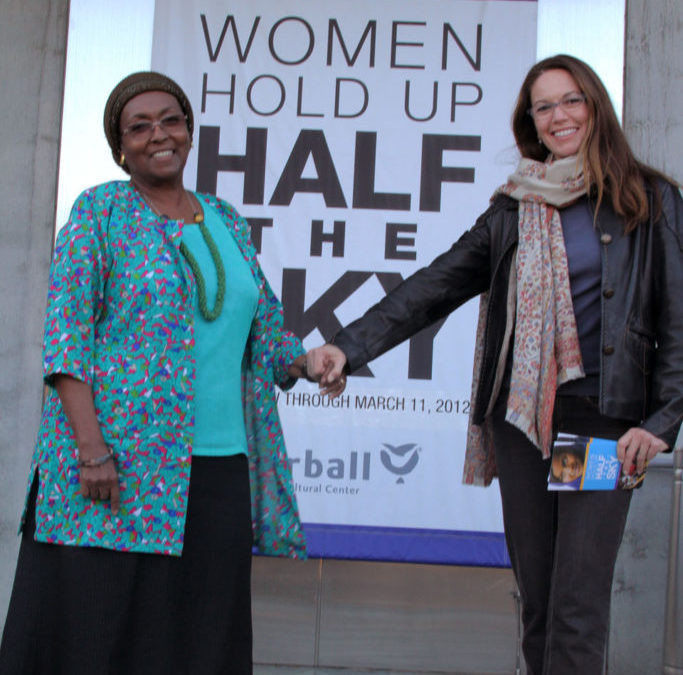 Edna Adan, ex-Foreign Minister and Women's Rights Activist