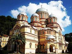 New Athos Monestary, Abkhazia