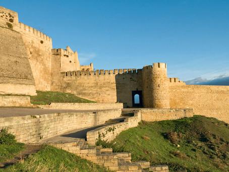 Derbent: UNESCO World Heritage Site