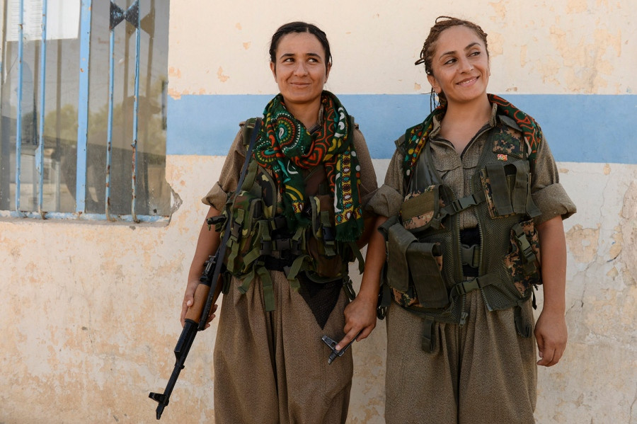Women of the PKK