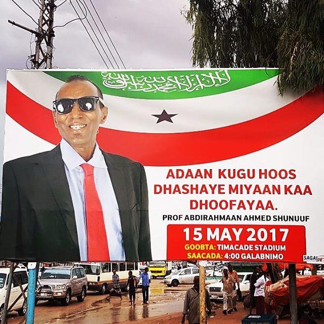 Elections in democratic Somaliland