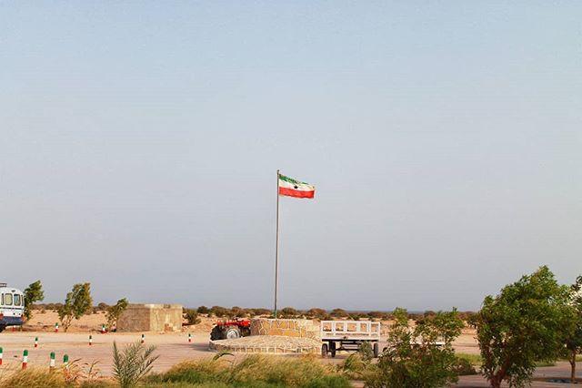 Somaliland Flag in Berbera