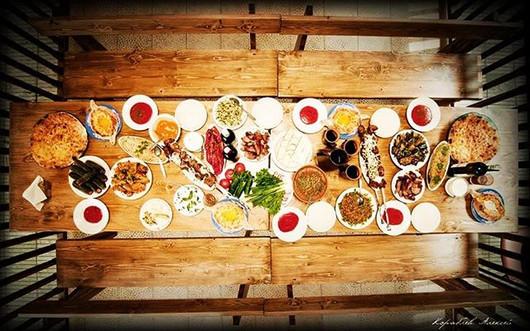 Abkhaz Cuisines