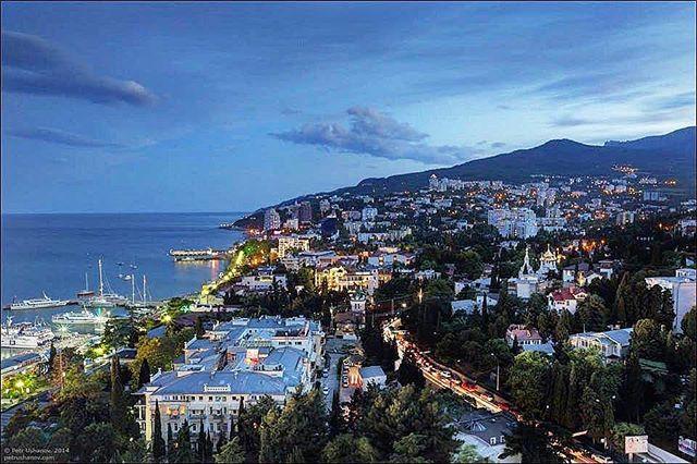 Yalta in Crimea, Russia (Ukraine)