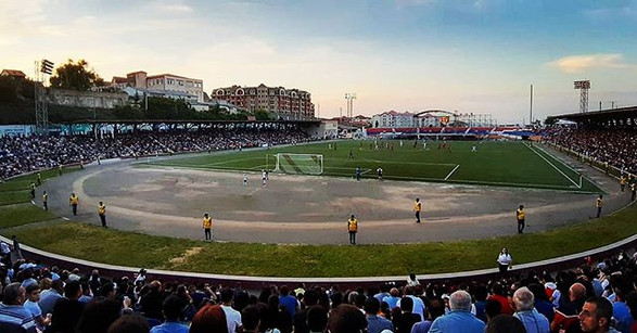 Stepanakert Football Stadium