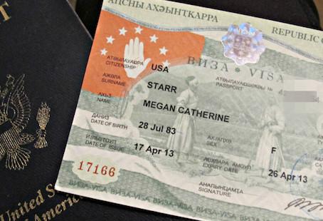 Abkhazia Visa
