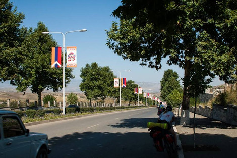 Stepanakert Main St.