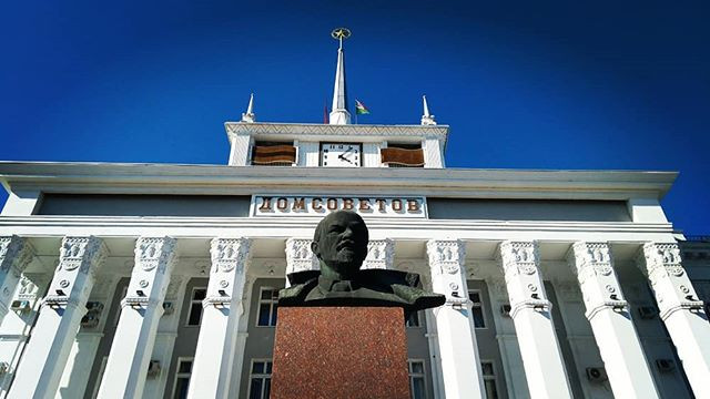 House of the Soviets in Transnistria