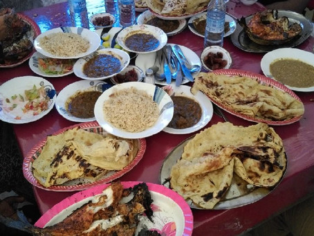 Food in Somaliland