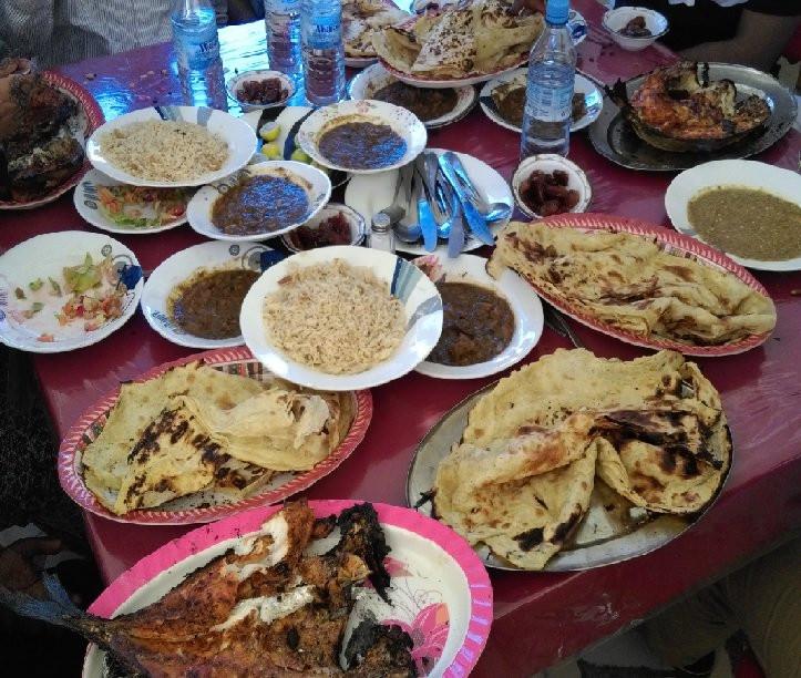 Traditional Somali Food