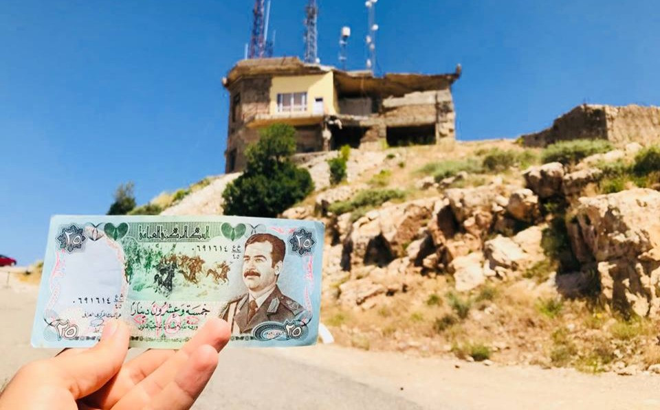 Saddam's Home in Iraqi Kurdistan