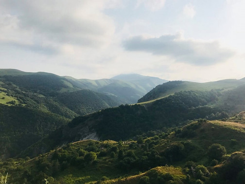 Mountains of Artsakh