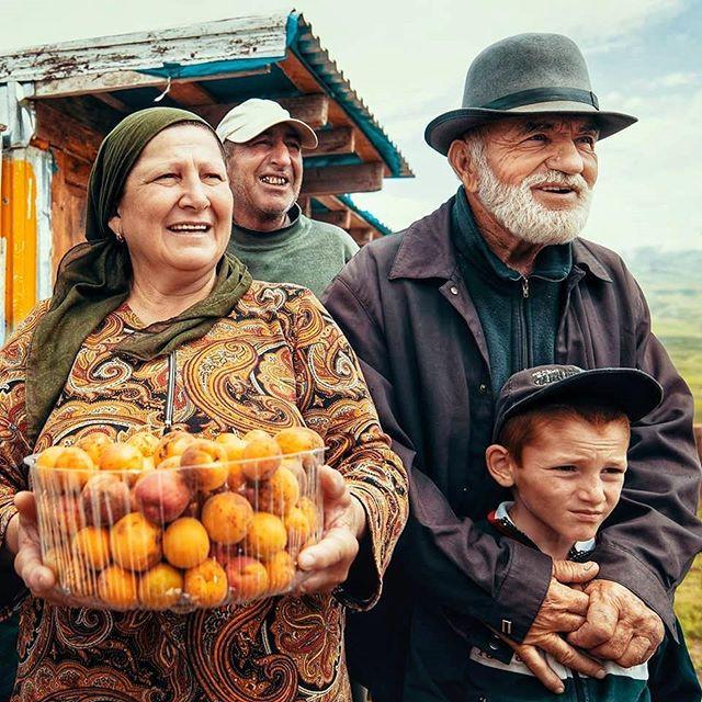 Chechnya Farmers