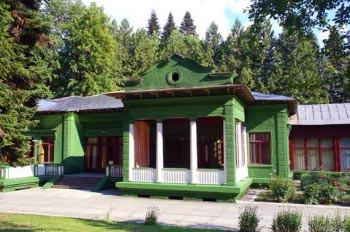 Stalin's Green Dacha
