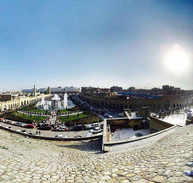 Eril Citadel View