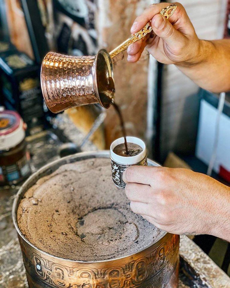 Coffee in Erbil, Iraqi Kurdistan