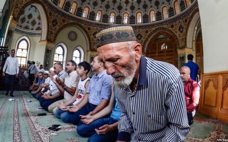 Muslims in Dagestan