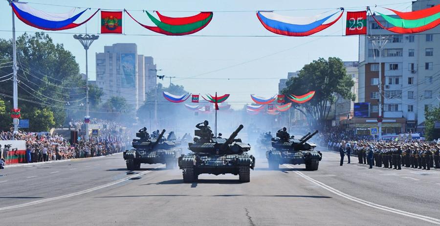 Transnistria Military