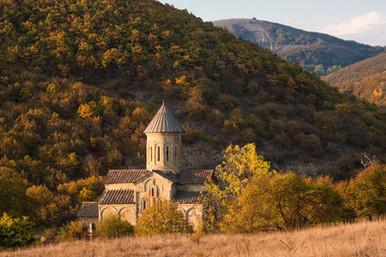 Ossetian Monestary