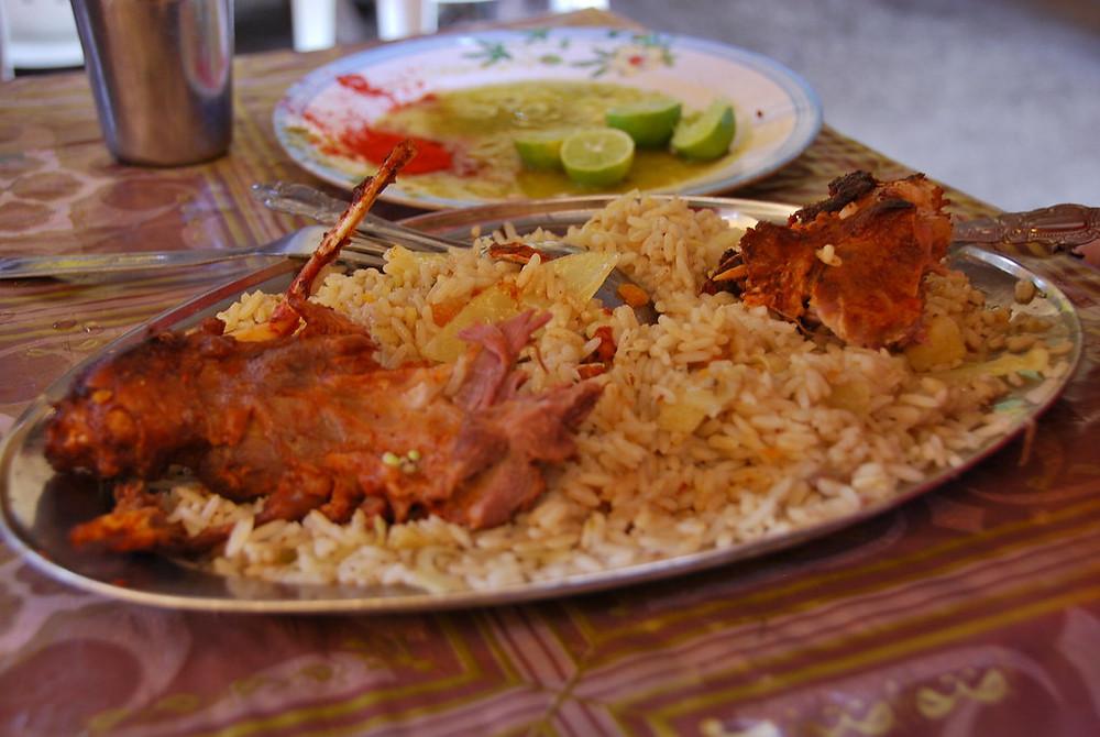'Bariis Iskukaris' in Somaliland