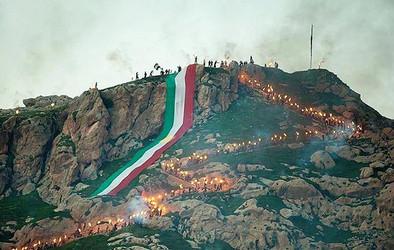 Kurdish People Celebrating Nowruz