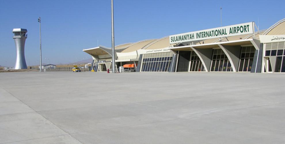 Sulaymaniyah International Airport