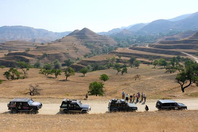 Terraces of Dagestan