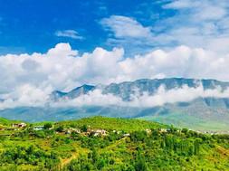 Kurdish Mountain Village