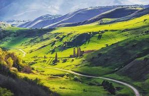 Defensive Towers in Ingushetia