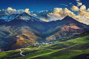 6 & 9-Day tours to the North Caucasus st