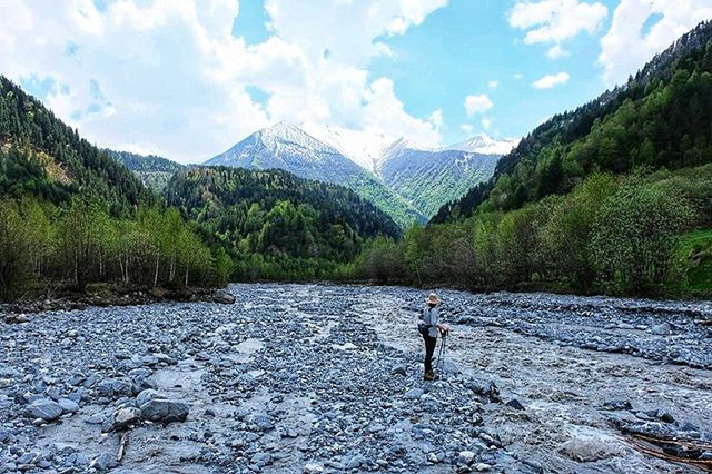 Nature in South Ossetia