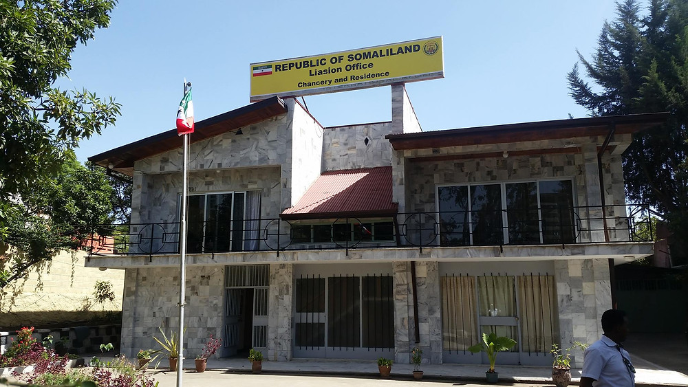 Diplomatic Mission of Somaliland in Ethiopia