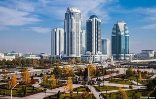 Grozny Buildings