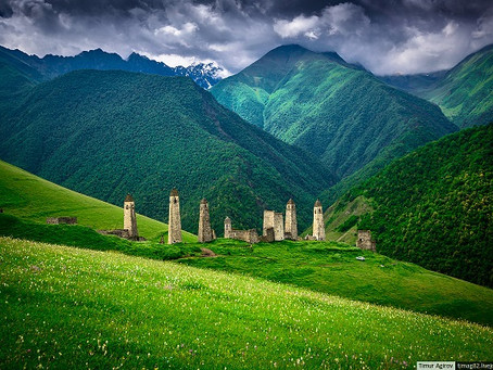 The Caucasus: A Short History