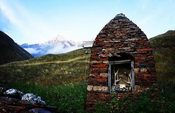 South Ossetian Shrine