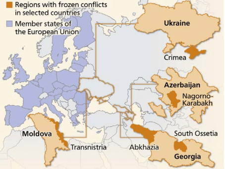 Frozen Conflicts
