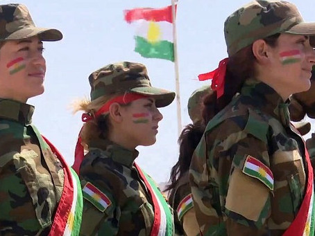 Kurdistan: The Peshmerga