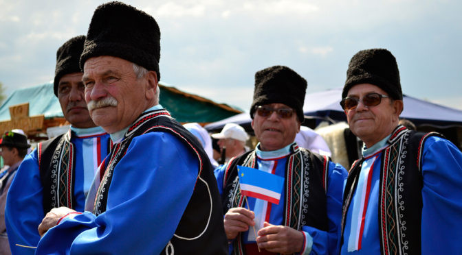 Gagauzian People