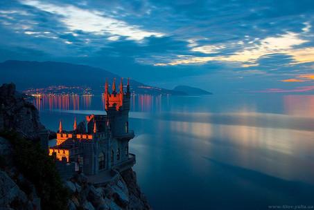 Castle in Crimea